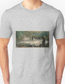 Edgar Degas - Ballet at the Paris Opera (1877) T-Shirt