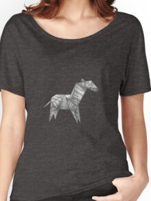 PaPer HoRsE Women's Relaxed Fit T-Shirt