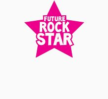 FUTURE ROCK STAR Womens Fitted T-Shirt