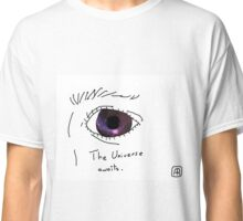 A Child's Eye Holds The Universe Classic T-Shirt