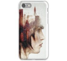 Surrealism in the City iPhone Case/Skin