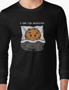 I see the monster Long Sleeve T-Shirt