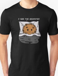 I see the monster T-Shirt