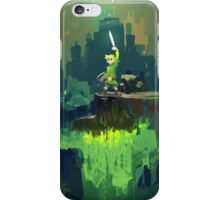 Legend of Zelda - Wind Waker iPhone Case/Skin