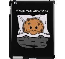 I see the monster iPad Case/Skin