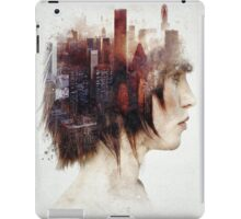Surrealism in the City iPad Case/Skin