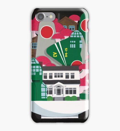 Betty: Chris Versteeg iPhone Case/Skin