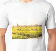 Rural landscape in Holland Unisex T-Shirt
