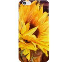 Sunny Day Sunflower iPhone Case/Skin