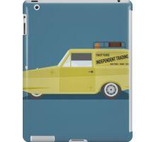 Del Boy iPad Case/Skin