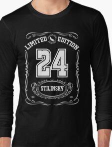 stilinsky 24 Teen Wolf Beacon Hills Long Sleeve T-Shirt