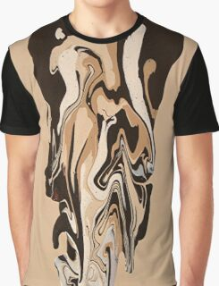 chocolate overflow Graphic T-Shirt