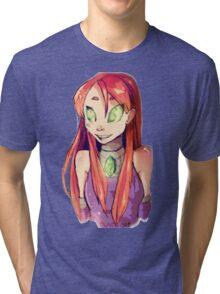 Startfire_Teen Titans Tri-blend T-Shirt