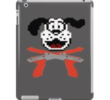 Duck hunt Cross Bones iPad Case/Skin