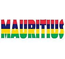 Mauritius Photographic Print