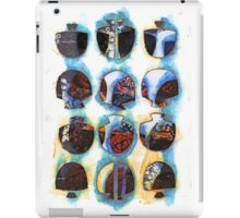 Multifaceted No.3 (Light, Time & Facade Series)  iPad Case/Skin