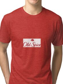 Old Spice Tri-blend T-Shirt