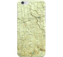 New York NY Chateaugay 122923 1915 62500 iPhone Case/Skin