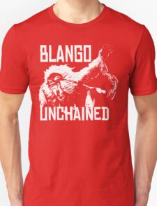 Monster Hunter Blango Unchained Design Unisex T-Shirt