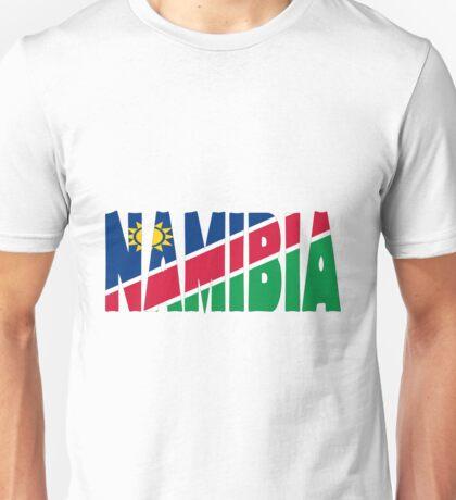 Namibia Unisex T-Shirt