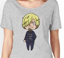 Sanji - One Piece Chibi Women's Relaxed Fit T-Shirt