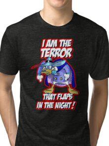 Darkwing Duck Night Terror Tri-blend T-Shirt