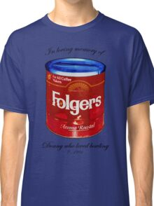 In Loving Memory of Donny Who Loved Bowling pop art variant 1 Classic T-Shirt
