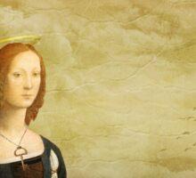 'Aeons of virtue'  Sticker