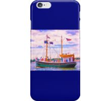 Aboard The Roann iPhone Case/Skin