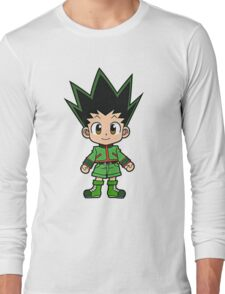 Hunter X Hunter - Gon Freecss Long Sleeve T-Shirt