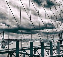 Brooklyn Bridge Views by Jessica Jenney