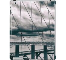 Brooklyn Bridge Views iPad Case/Skin