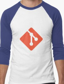 Git logo Men's Baseball ¾ T-Shirt