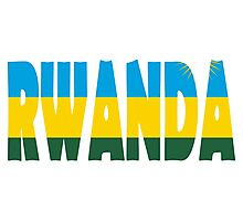Rwanda Photographic Print