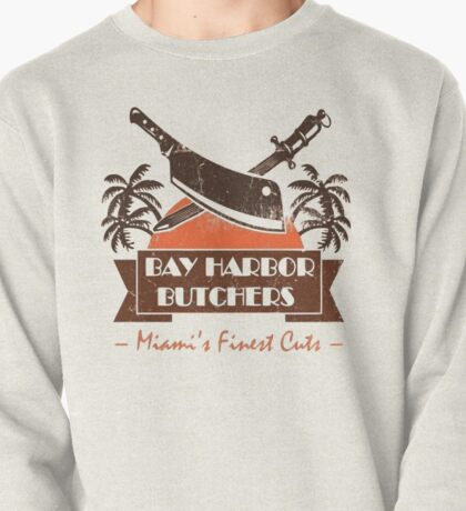 dEXTER- bAY hARBOuR BUTCHER Pullover