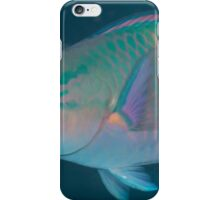 Tricolor Parrotfish iPhone Case/Skin