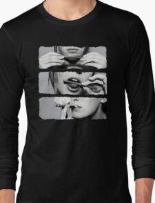 Girls love blunts Long Sleeve T-Shirt