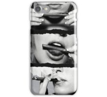 Girls love blunts iPhone Case/Skin