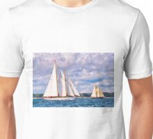 Skirting The Coast Unisex T-Shirt