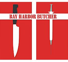 Dexter-Bay Harbor Butcher Photographic Print
