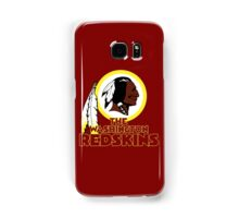 Washington Redskin Samsung Galaxy Case/Skin