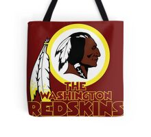 Washington Redskin Tote Bag