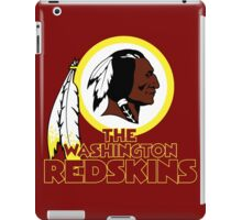 Washington Redskin iPad Case/Skin