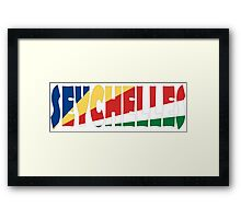 Seychelles Framed Print