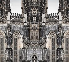 Vintage Architectural Structure by Phil Perkins