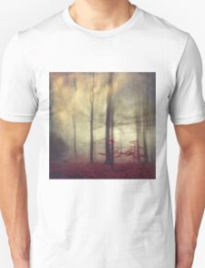 Twins or Smokey Forest Unisex T-Shirt