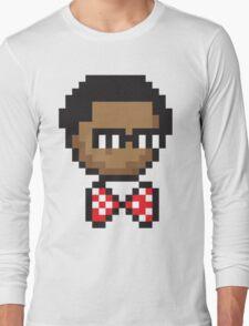 8-Bit Gizmo Esquire Head Long Sleeve T-Shirt
