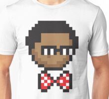 8-Bit Gizmo Esquire Head Unisex T-Shirt