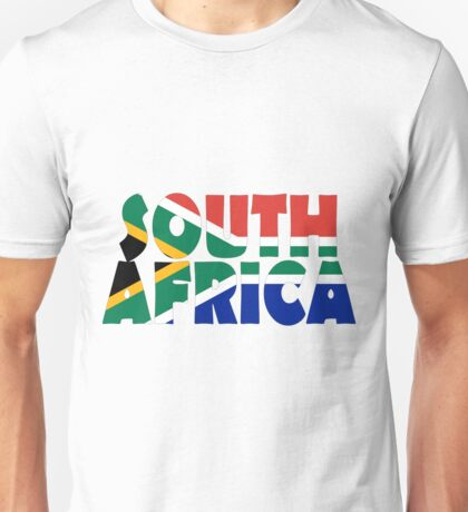 South Africa Unisex T-Shirt
