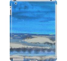 Peau de Mer • Sea's Skin • Piel de Mar iPad Case/Skin
